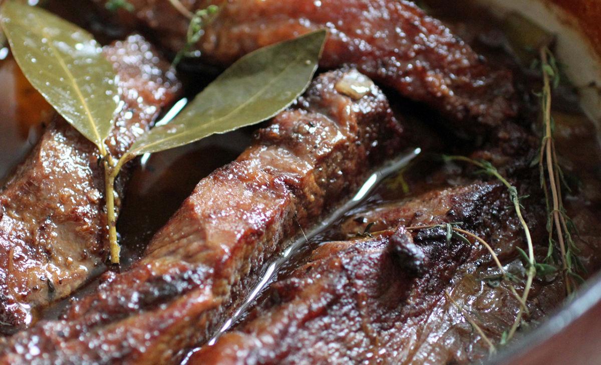 Braised Short Ribs - Everyday Food – Dartagnan.com