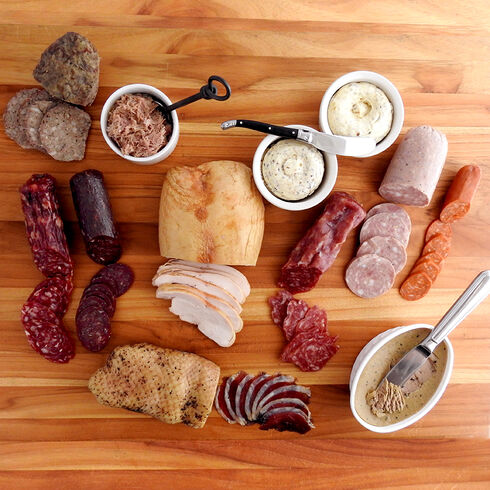 chartcuterie kit for 12