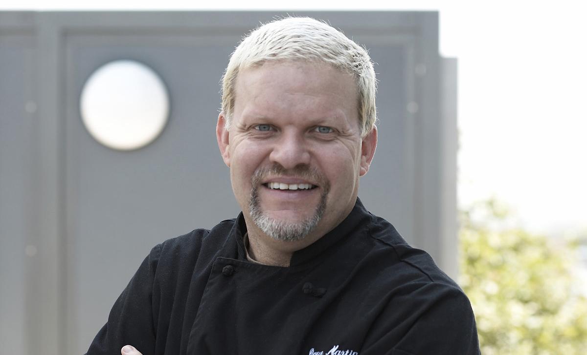 Chef Dave Martin