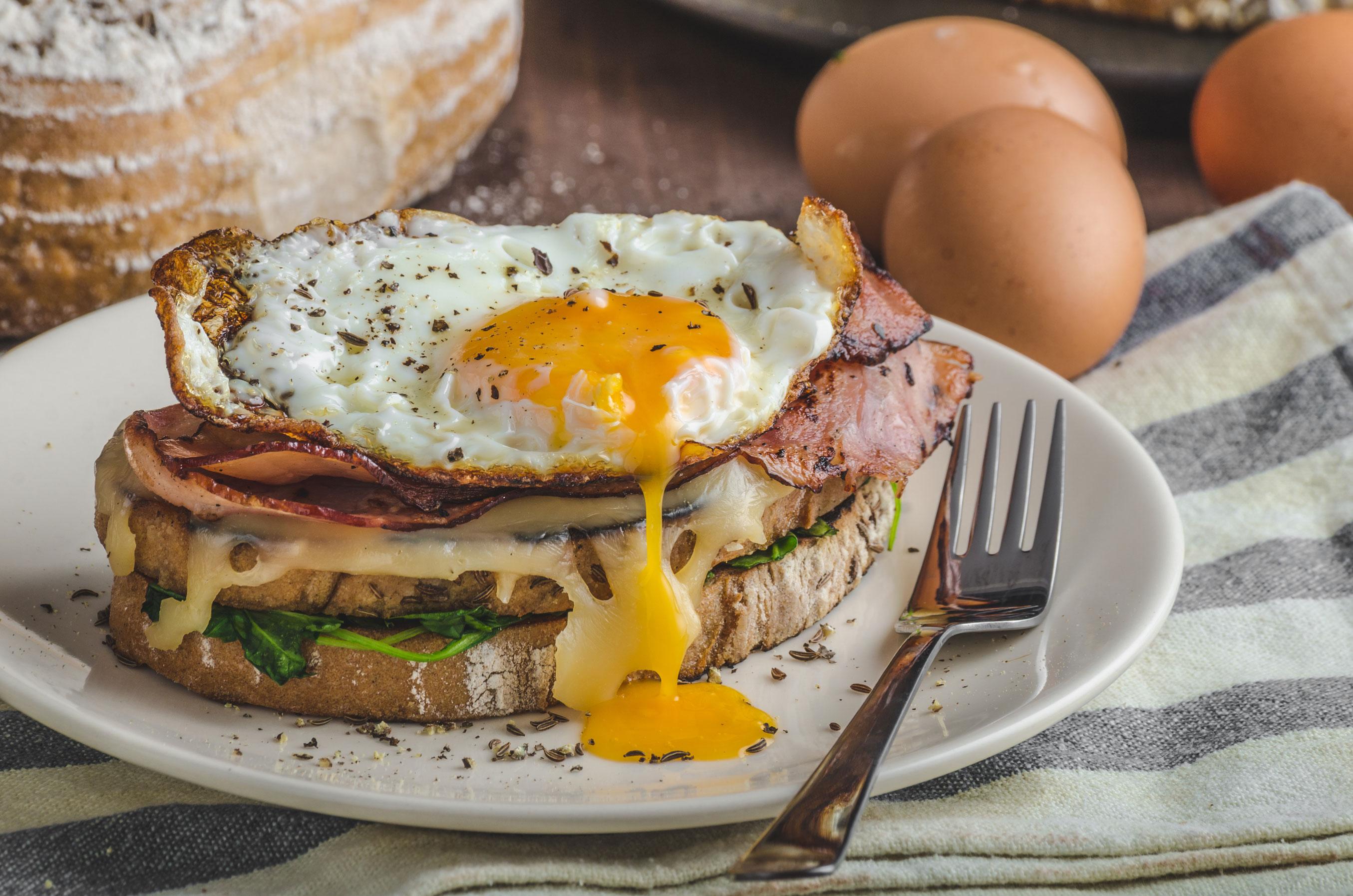Making Croque Monsieur: The Classic Bistro Sandwich