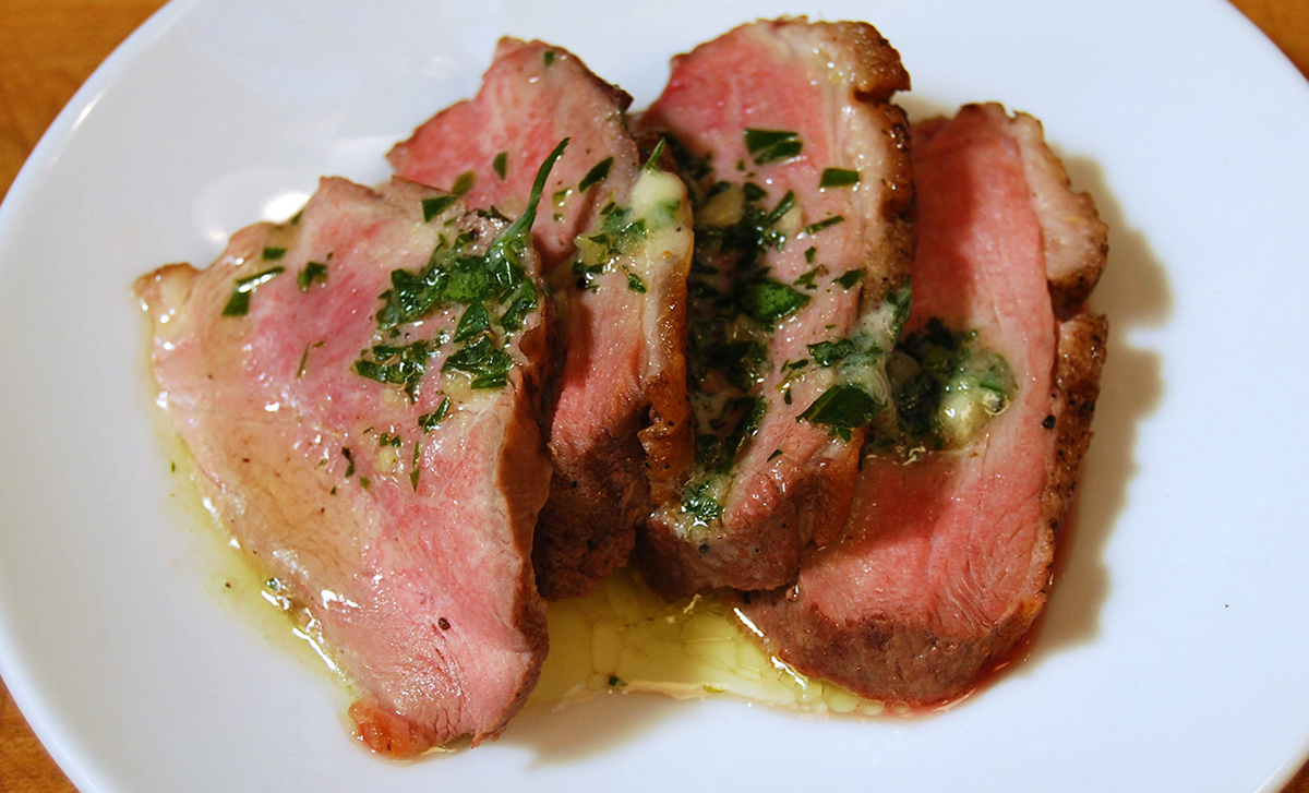 Sara Moulton Duck with Citrus Butter Recipe | D'Artagnan