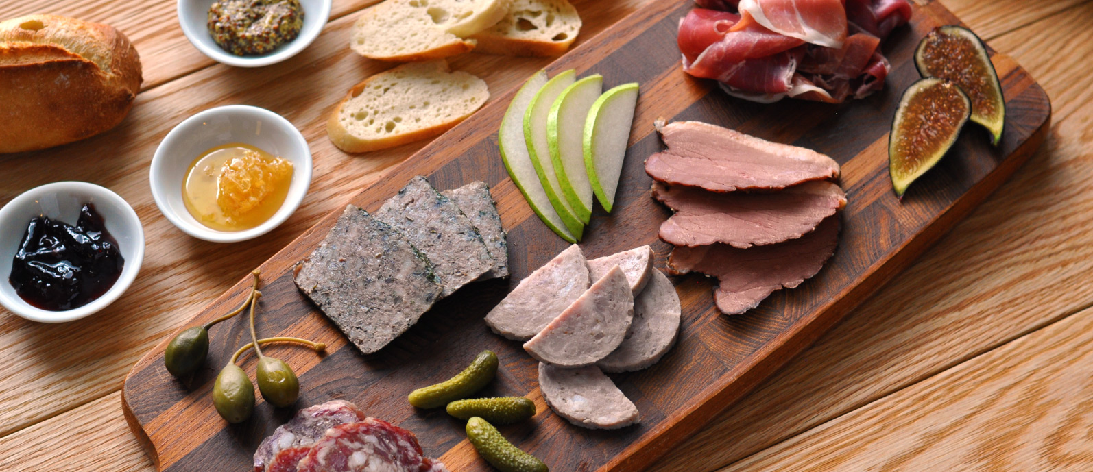 Up to 25% off Select Charcuterie