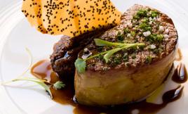 Jesse Schenker's Foie Gras Terrine Recipe | D'Artagnan