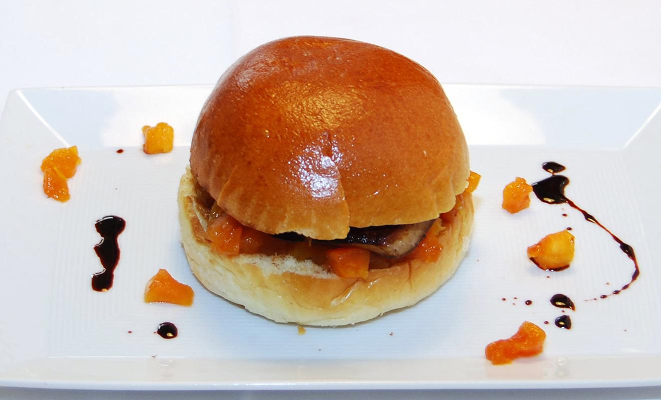 Ariane Daguin Foie Gras Burger Recipe | D'Artagnan