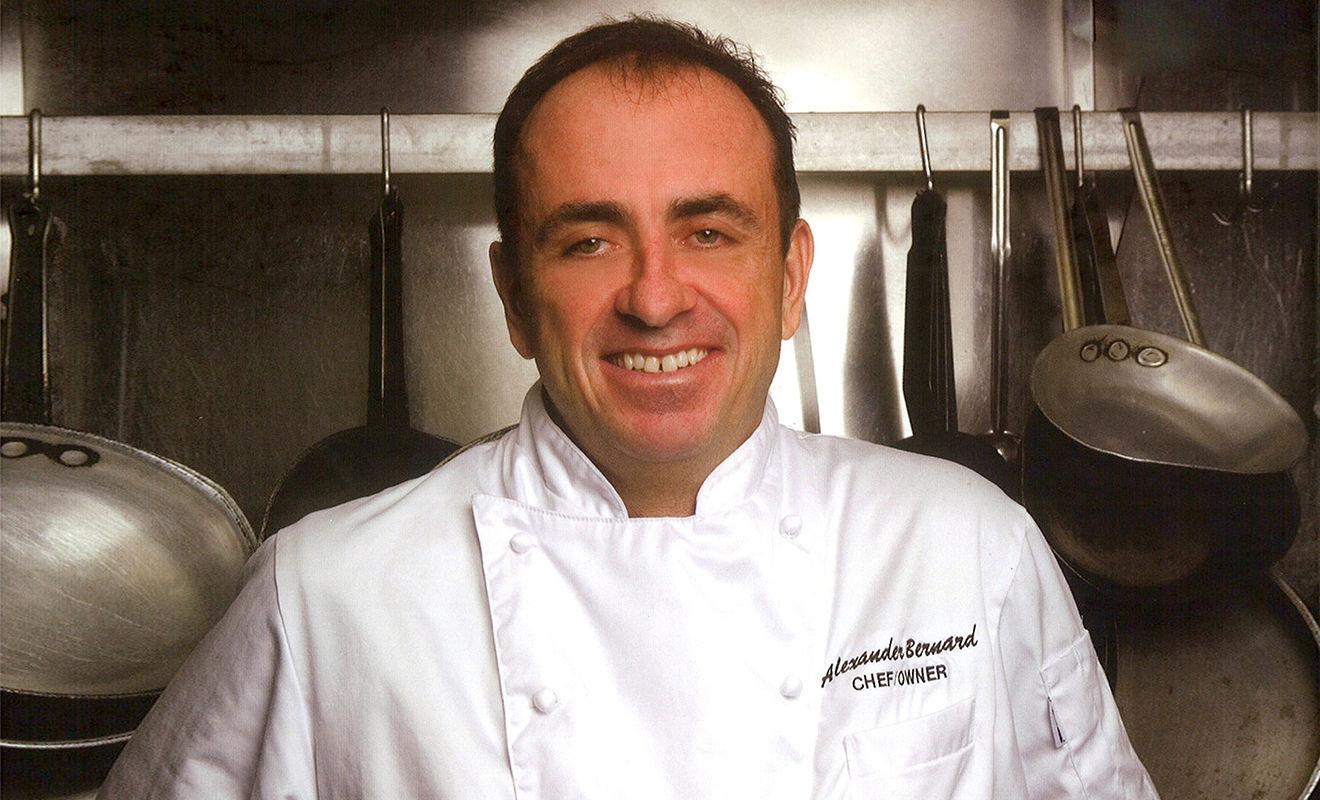 Chef Alexander Bernard