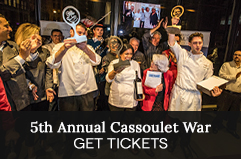 D'Artagnan Cassoulet War Tickets