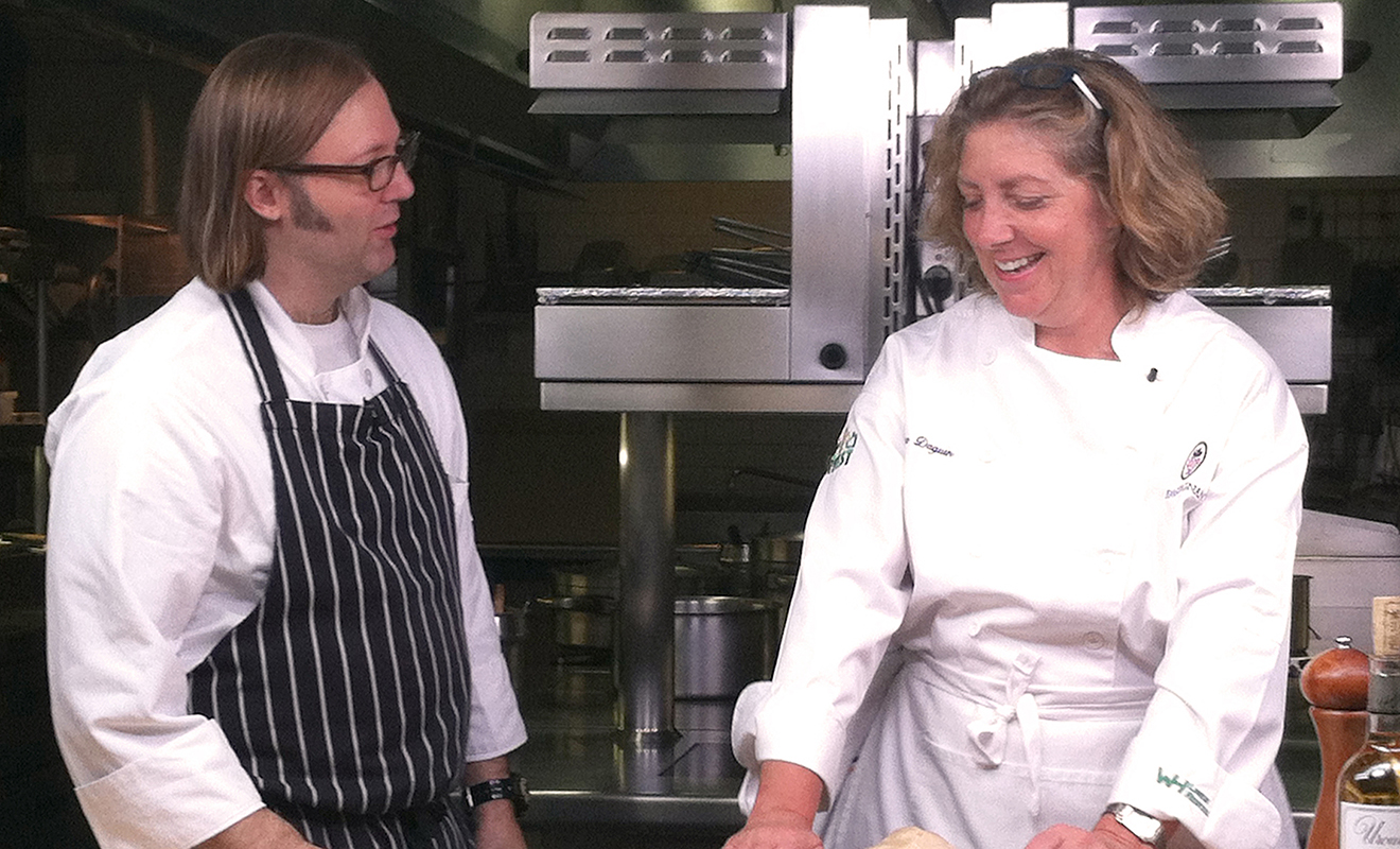 Video - Cooking Foie Gras with Wylie Dufresne – Dartagnan.com