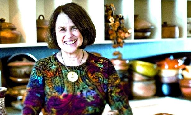 Food Writer Paula Wolfert