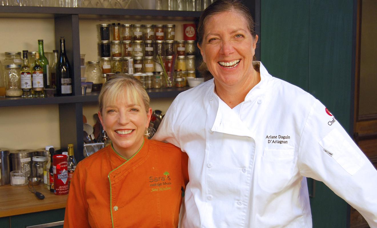Video - Cooking Duck Breast with Sara Moulton – Dartagnan.com