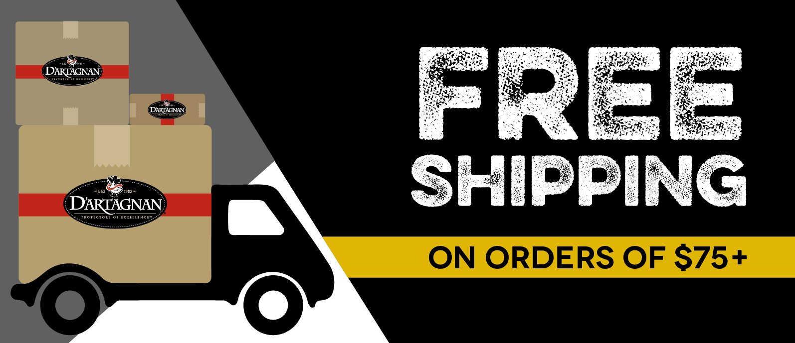 Free Shipping Event on orders $75+