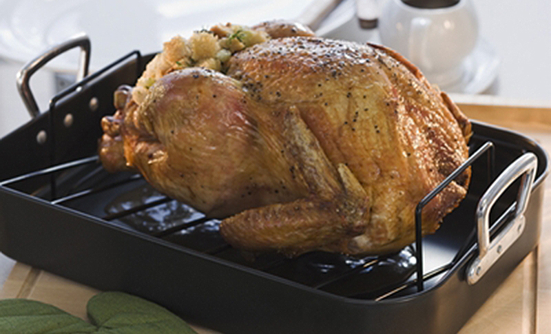 Turkey Roasting Basics 1 - Holidays & Entertaining – Dartagnan.com