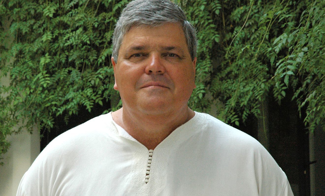 Cookbook Author Colman Andrews