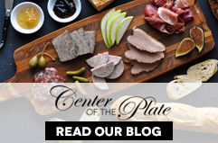 Center of the Plate Blog