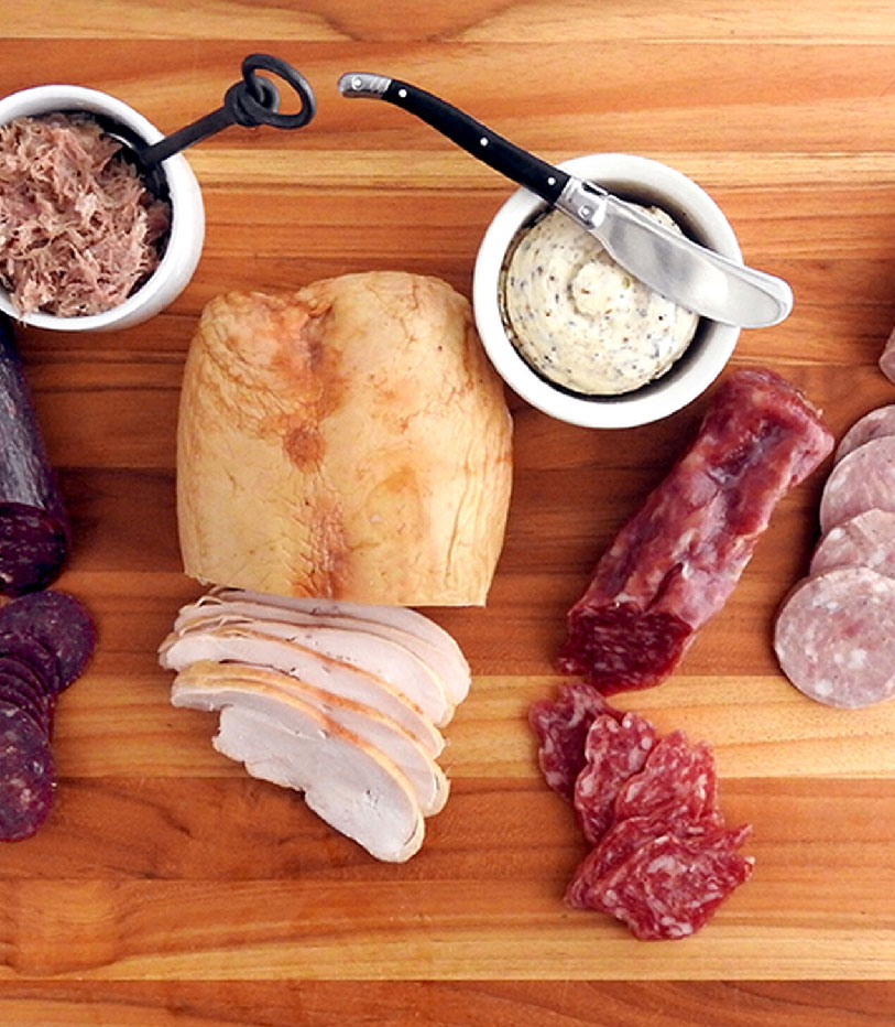 Charcuterie Kit for 4