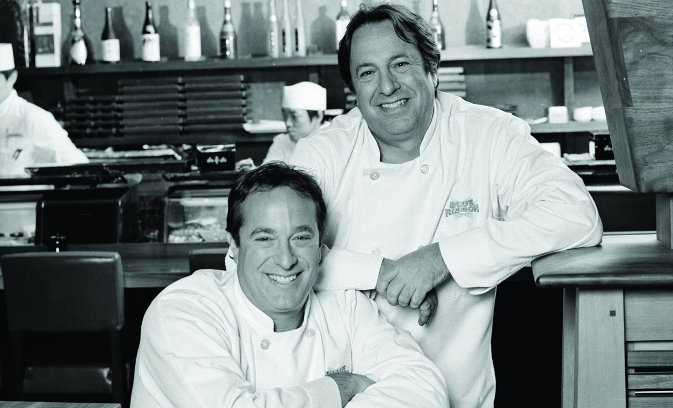 Chefs and Restaurateurs Eric and Bruce Bromberg