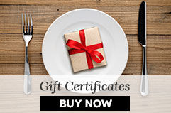 Shop Gift Certificate