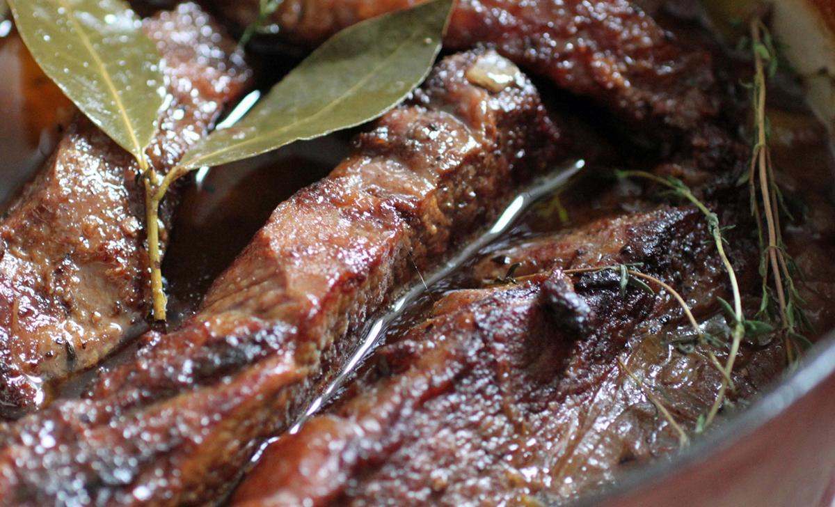 Aliya LeeKong's Classic Beef Short Ribs Recipe   D'Artagnan