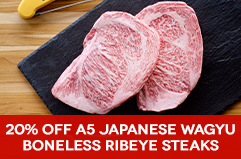 Buy A5 Japanese Wagyu