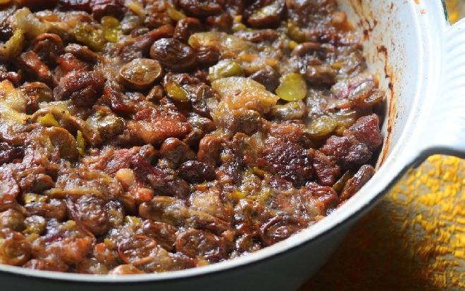 Fava Bean Cassoulet (Cassoulet des Fèves)