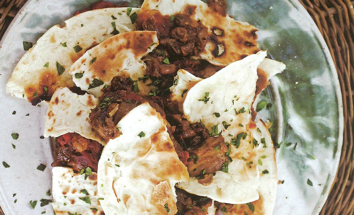 Paula Wolfert's Moroccan Lamb Tagine with Melting Tomatoes & Onions Recipe | D'Artagnan