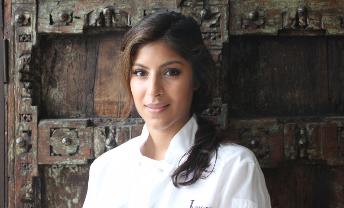 Chef Aliya LeeKong