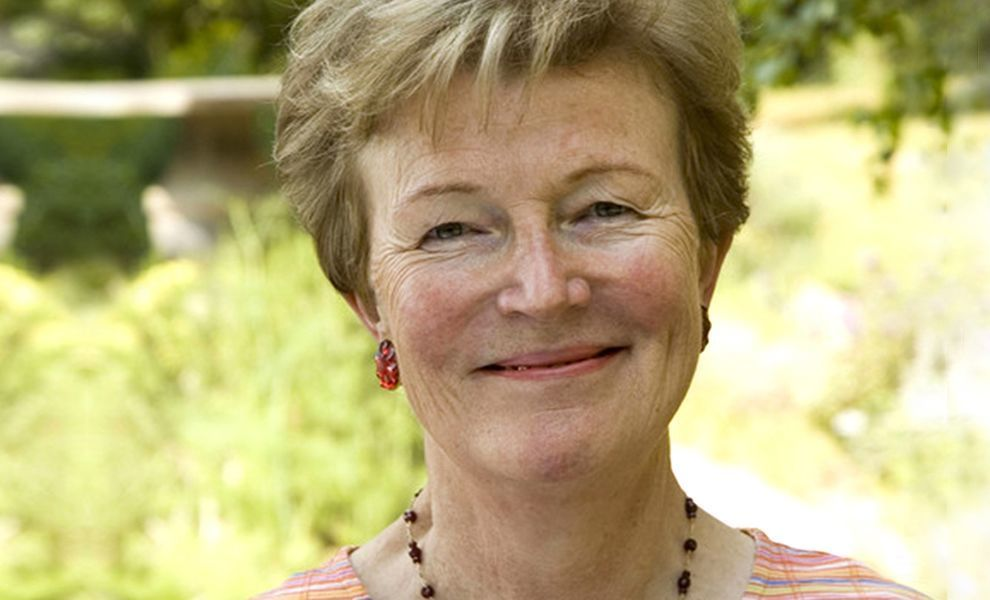 Cookbook Author Ann Willan
