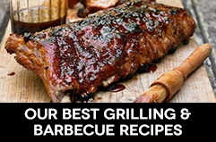 Explore Grilling Recipes