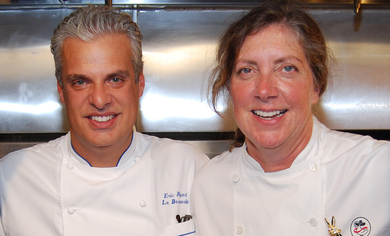Video - Rabbit Two Ways with Eric Ripert – Dartagnan.com