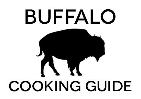 Buffalo Cooking Guide