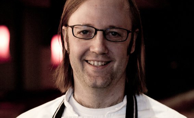 Chef Wylie Dufresne