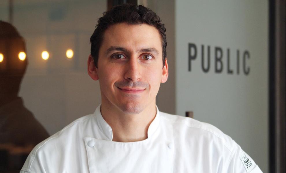 Chef Brad Farmerie