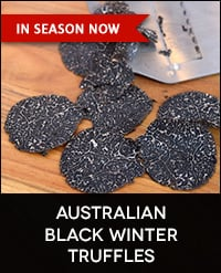 Buy Fresh Aussie Black Winter Truffles