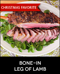 Buy Leg of Lamb for Christmas