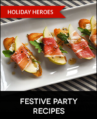 Best Easy Holiday Party Recipes
