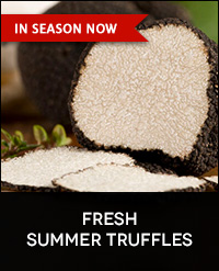 Buy Affordable Fresh Black Summer Truffles