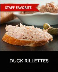 Buy Duck Rillettes French Charcuterie