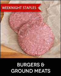 Buy Burgers & Ground Meat
