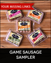 Buy Gourmet Sausages for the Grill