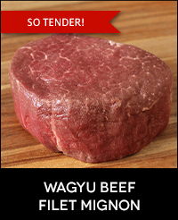 Buy Wagyu Beef Filet Mignon Steaks