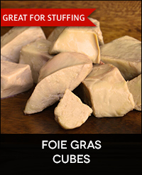 Buy Duck Foie Gras Cubes