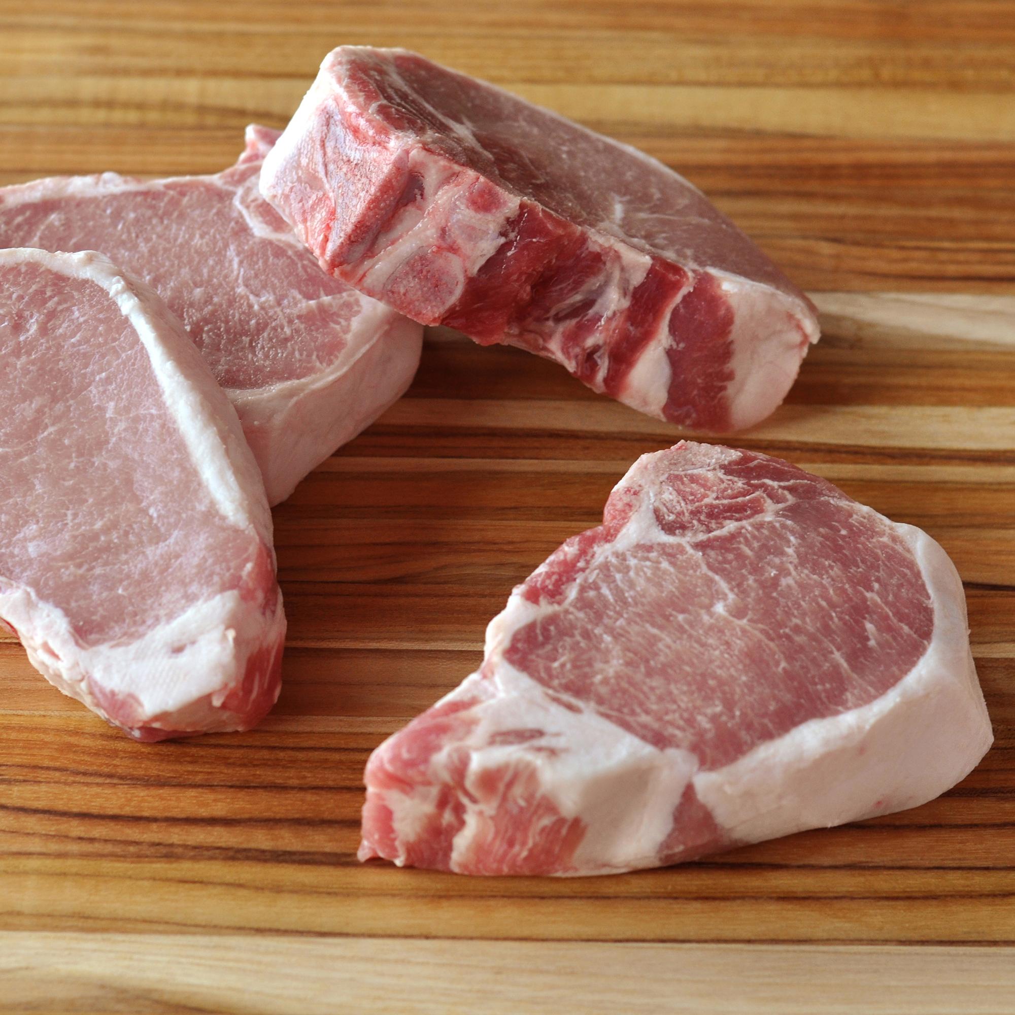 Berkshire Pork Ny Strip Chop Shop D Artagnan
