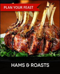 Buy Ham & Roasts for the Holidays
