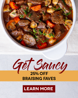 Braising Sale