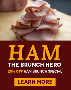 Sale - 25% OFF Select Berkshire Hams