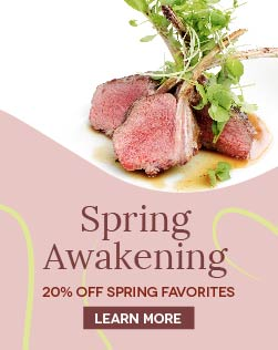 20% OFF Sping Awakening Collection