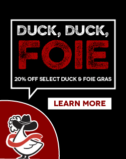 Shop Duck and Foie Sale
