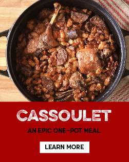 Cassoulet Month