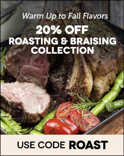 20% Off Roasting and Brasing Sale