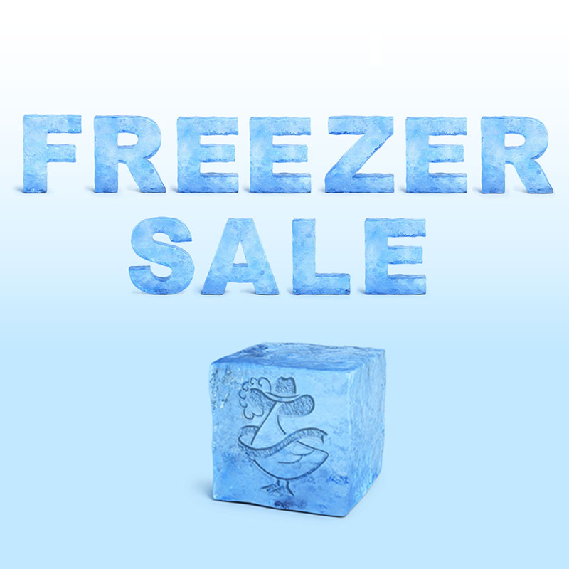 30% OFF Select Frozen Products