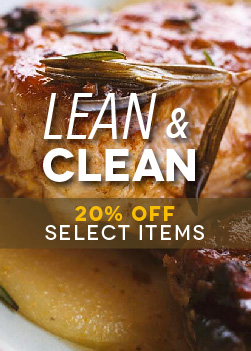 Lean and Clean Sale